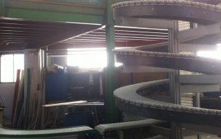 banda modular curva bandas cortes